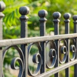 Exterior Experience offers traditional ornamental fences