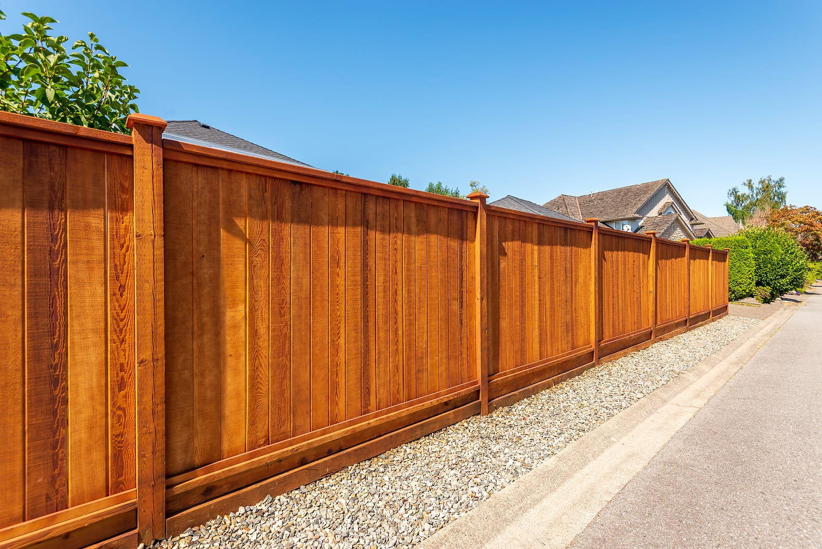 Privacy Fences by Exterior Experience